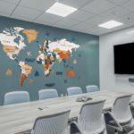 Cum se realizeaza Harta Lumii 3D